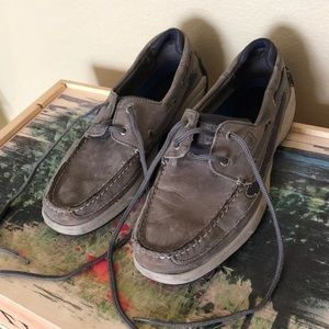 Men's Sperry Boat Shoes. Size 10.5